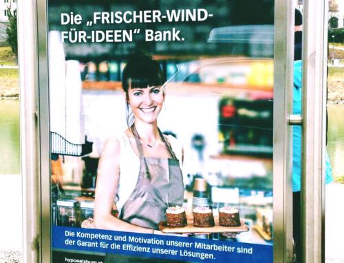 """Die """"Ein-Bild-von-einer-guten-Bank"""" Kampagne"""