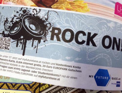 Die junge HYPO Salzburg – Rock On!