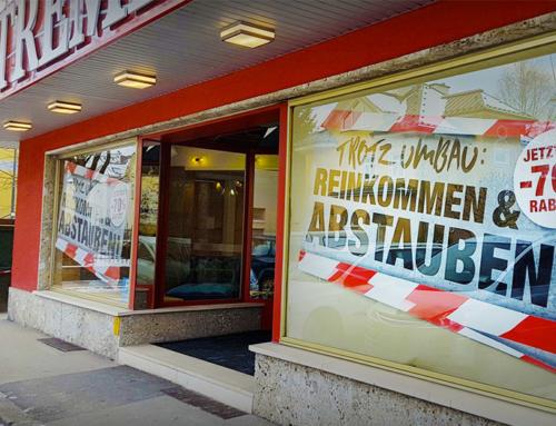Möbel TREML – Jetzt wird richtig aufgemöbelt!