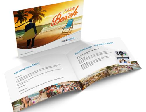 Sales@thebeach – Informelle Business Treffen